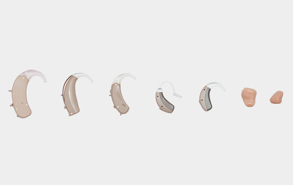 3 Main Types of Hearing Aid Styles